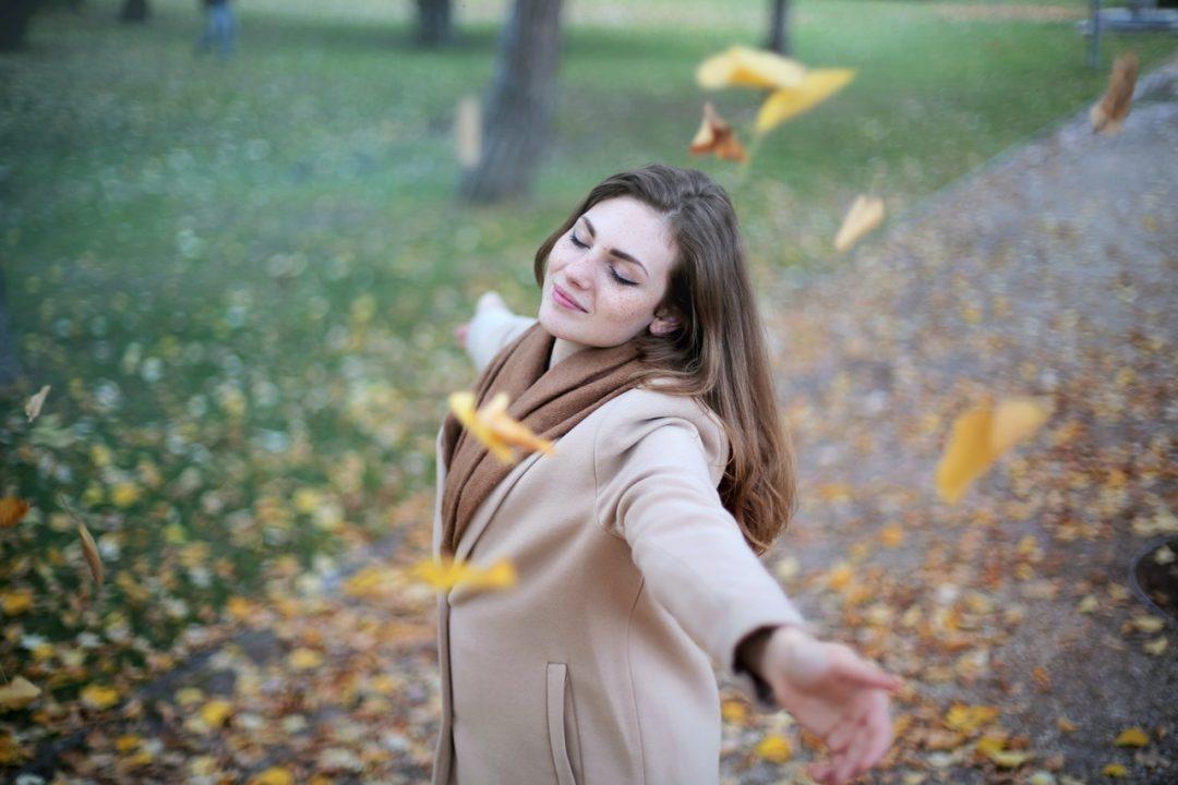 herfst me time wandeling