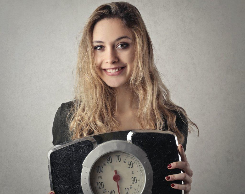 PCOS overgewicht kilo's afvallen dieet dik hormonen