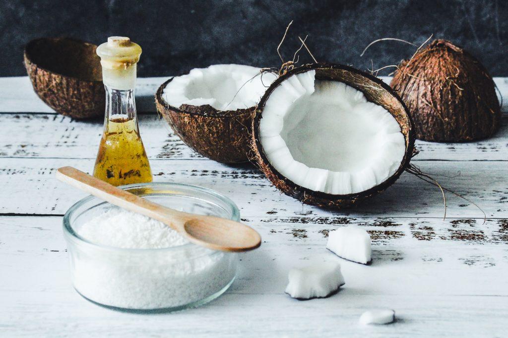 gezonde vetten olie kokosolie olijfolie PCOS voeding