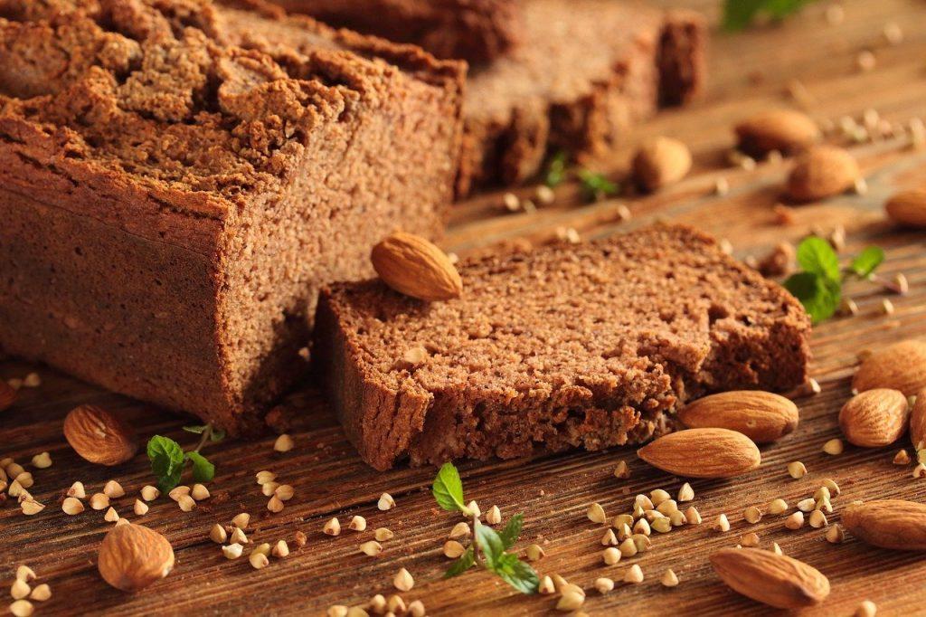 glutenvrij gluten brood PCOS voeding gezond