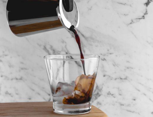 cold brew coffee koffie chocomelk chocolademelk drankje genieten