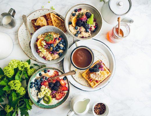 PCOS proof ontbijt gezond smoothie pannenkoeken glutenvrij lactosevrij ei muffin baked oats