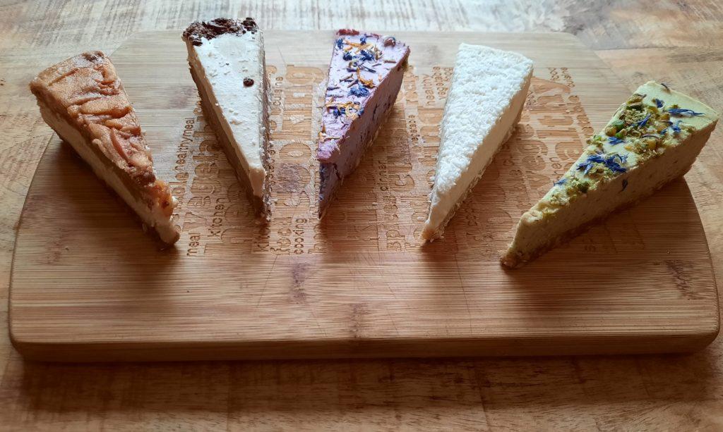 piece of joy taartjes pcos proof taartjes taart glutenvrij lactosevrij vegan geraffineerde suikervrij